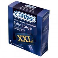 Презервативы Contex Extra Large, 3 шт.