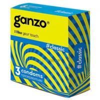 Презервативы Ganzo Classic №3 классические