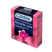 Презервативы ароматизированные Contex Romantic Love №3